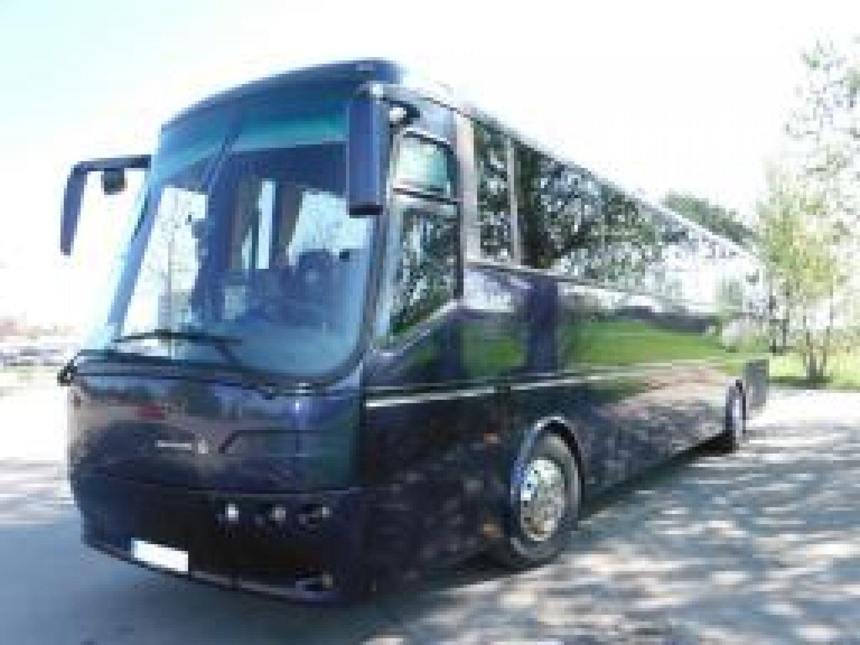 Nowy autokar klasy VIP w naszej flocie!